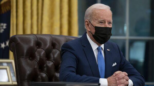 Joe Biden - Sputnik Česká republika