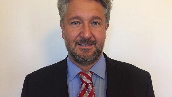 Hlavní epidemiolog IKEM Petr Smejkal - Sputnik Česká republika