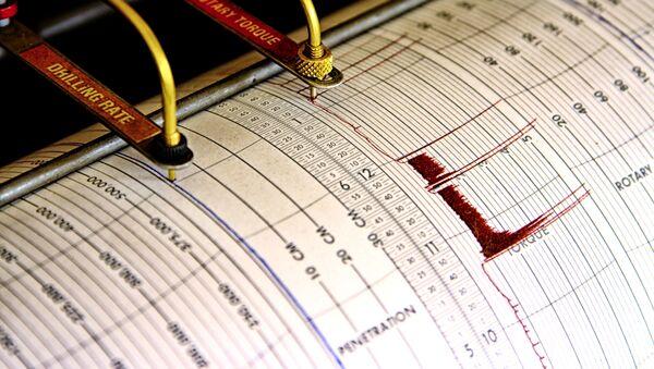 Seismograf. Ilustrační foto - Sputnik Česká republika