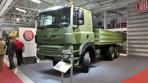 Nákladní auto TATRA PHOENIX - Sputnik Česká republika