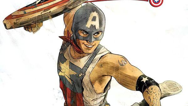 Homosexuální Captain America - Sputnik Česká republika