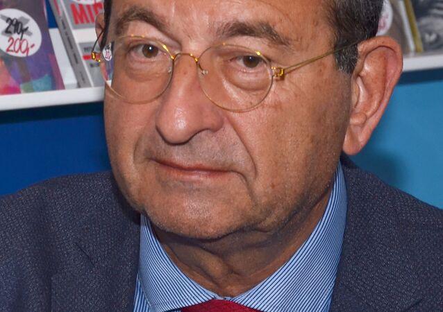 Český psychiatr Cyril Höschl
