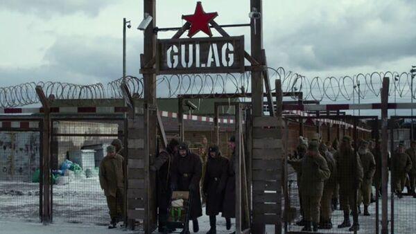 Záběr z komediálního filmu A zase ti Mupeti! - Sputnik Česká republika