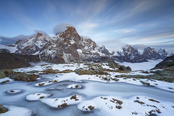 Snímek Spirit of the ice italského fotografa Alessandro Gruzza. Vítěz v kategorii Krajina a prostředí planety Země soutěže World Nature Photography Awards 2020. - Sputnik Česká republika