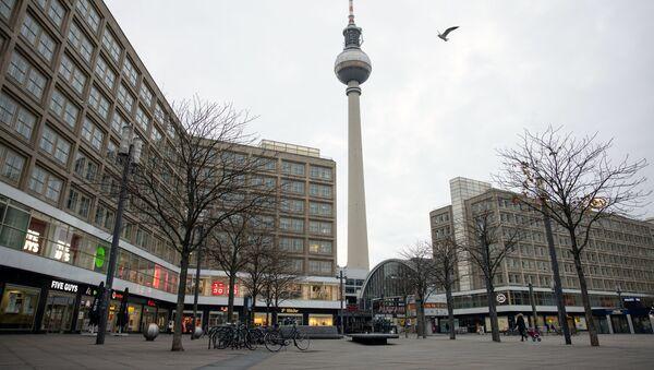 Německo prodlužuje uzávěru. Situace v Berlíně - Sputnik Česká republika