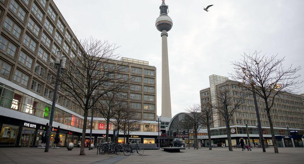 Německo prodlužuje uzávěru. Situace v Berlíně