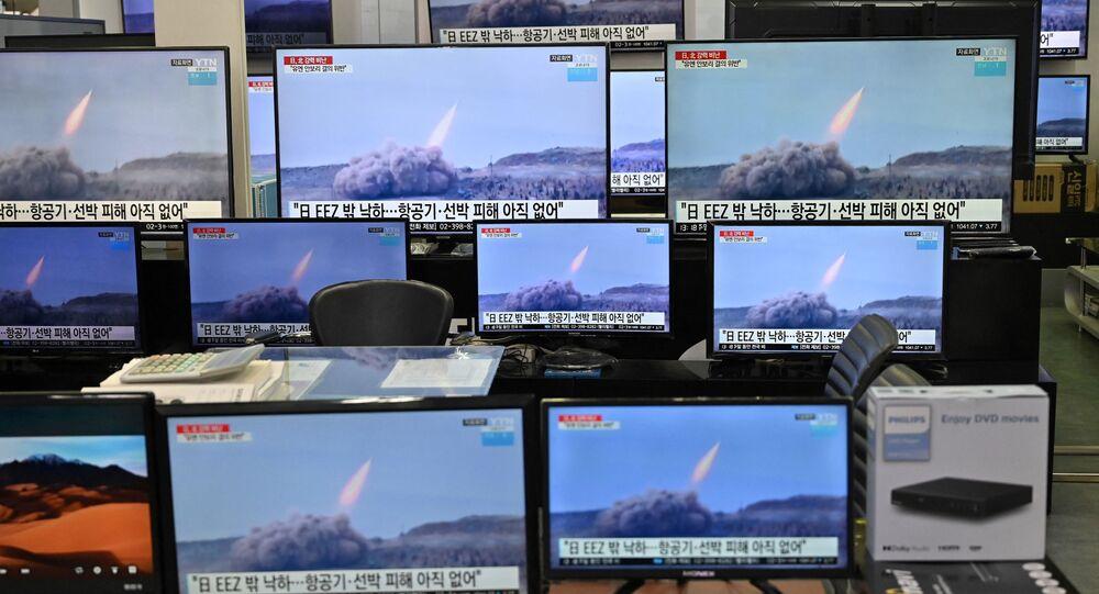 Zprávy o startu severokorejských raket v Soulu