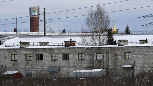 Pokrovské nápravné zařízení ve Vladimirské oblasti - Sputnik Česká republika