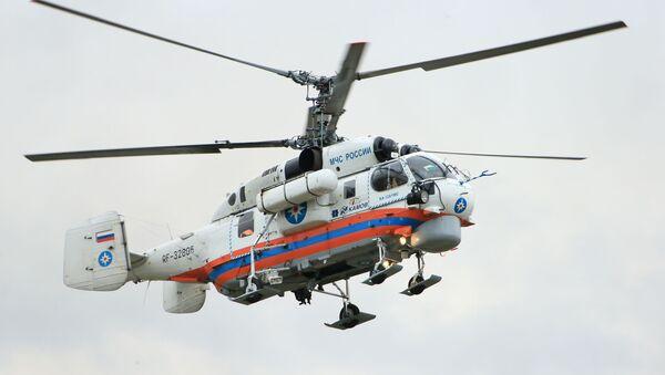 Vrtulník  Ка-32А - Sputnik Česká republika
