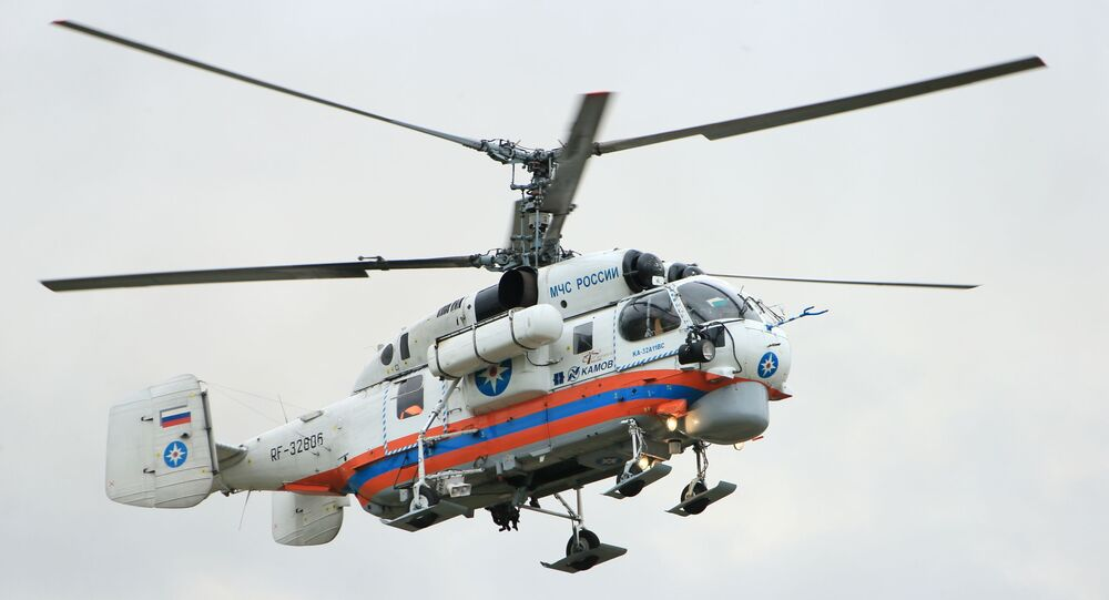 Vrtulník  Ка-32А