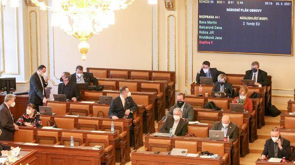 Poslanecká sněmovna - Sputnik Česká republika