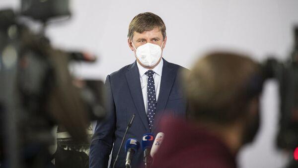 Tomáš Petříček - Sputnik Česká republika