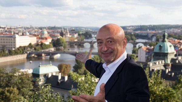 Milan Šarapatka - Sputnik Česká republika