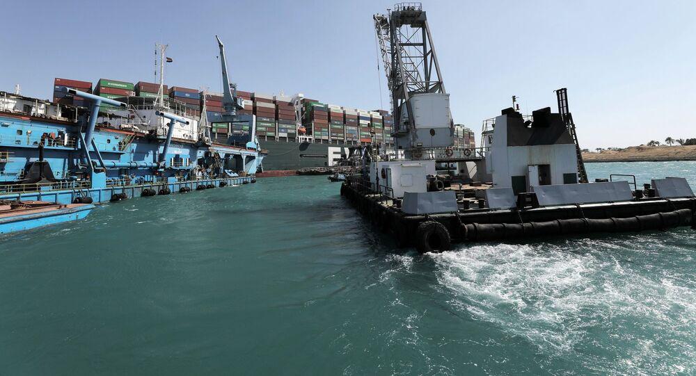 Kontejnerová loď  Ever Given