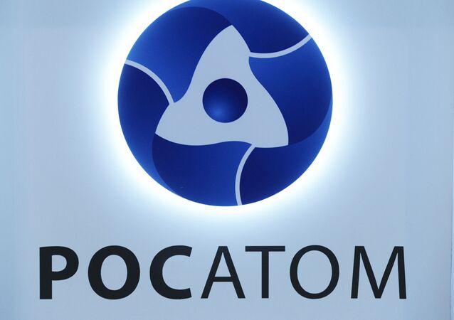 Logo Rosatomu