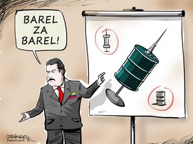 Maduro nabídl ropu výměnou za vakcíny proti koronaviru