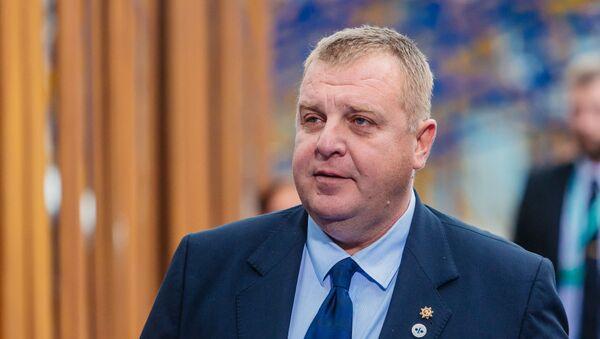 KrasimirKarakačanov - Sputnik Česká republika