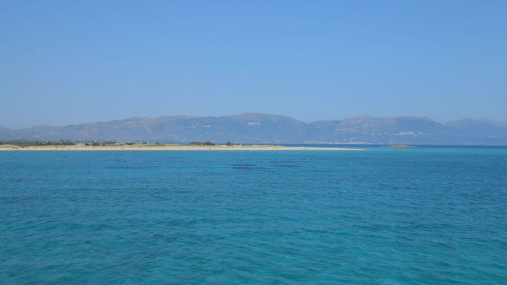 Pláž Punta v Chorvatsku