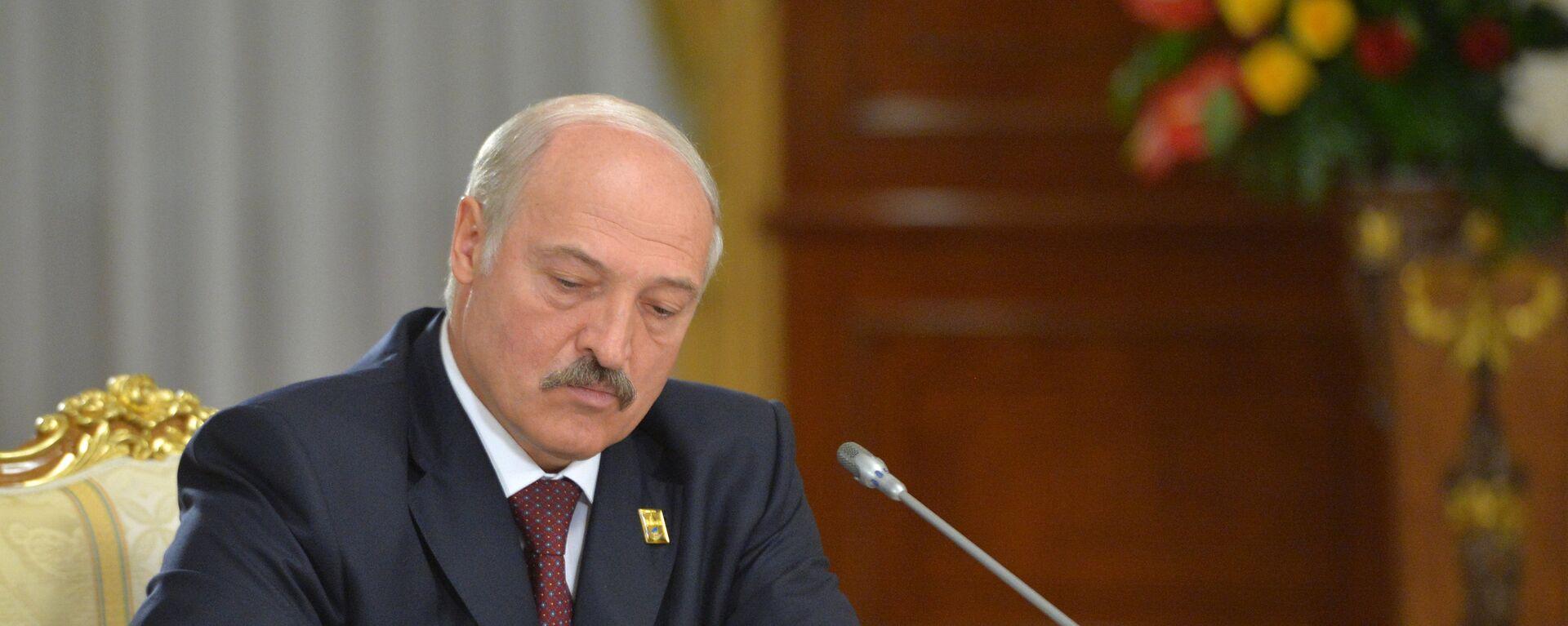 Alexandr Lukašenko - Sputnik Česká republika, 1920, 09.05.2021