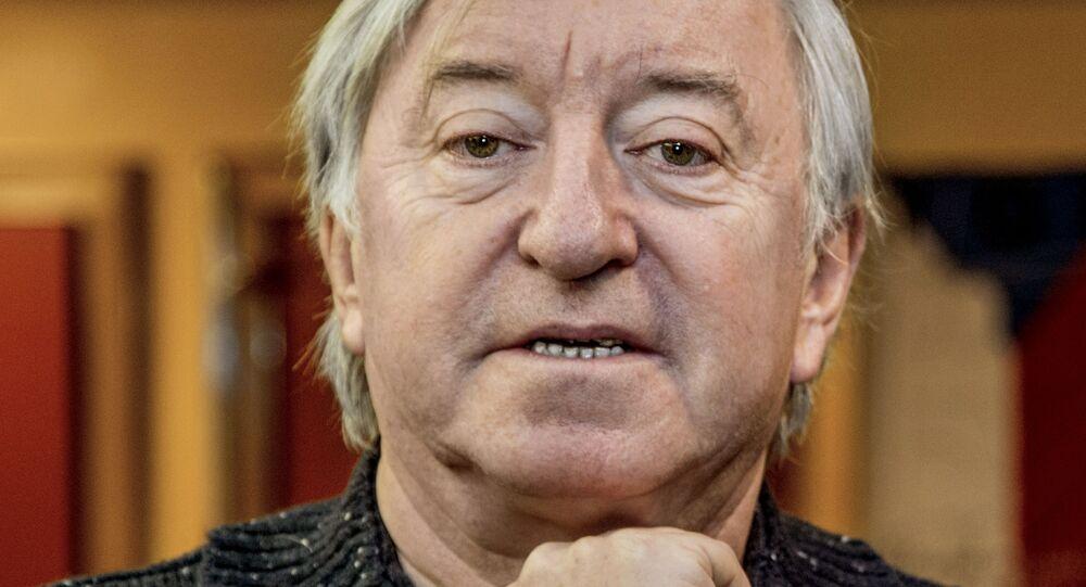 Herec Jiří Lábus
