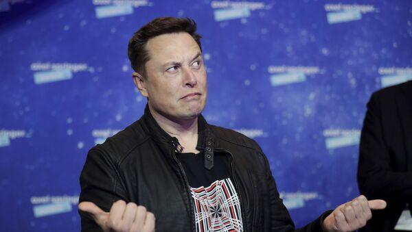 Majitel SpaceX a generální ředitel společnosti Tesla Elon Musk - Sputnik Česká republika