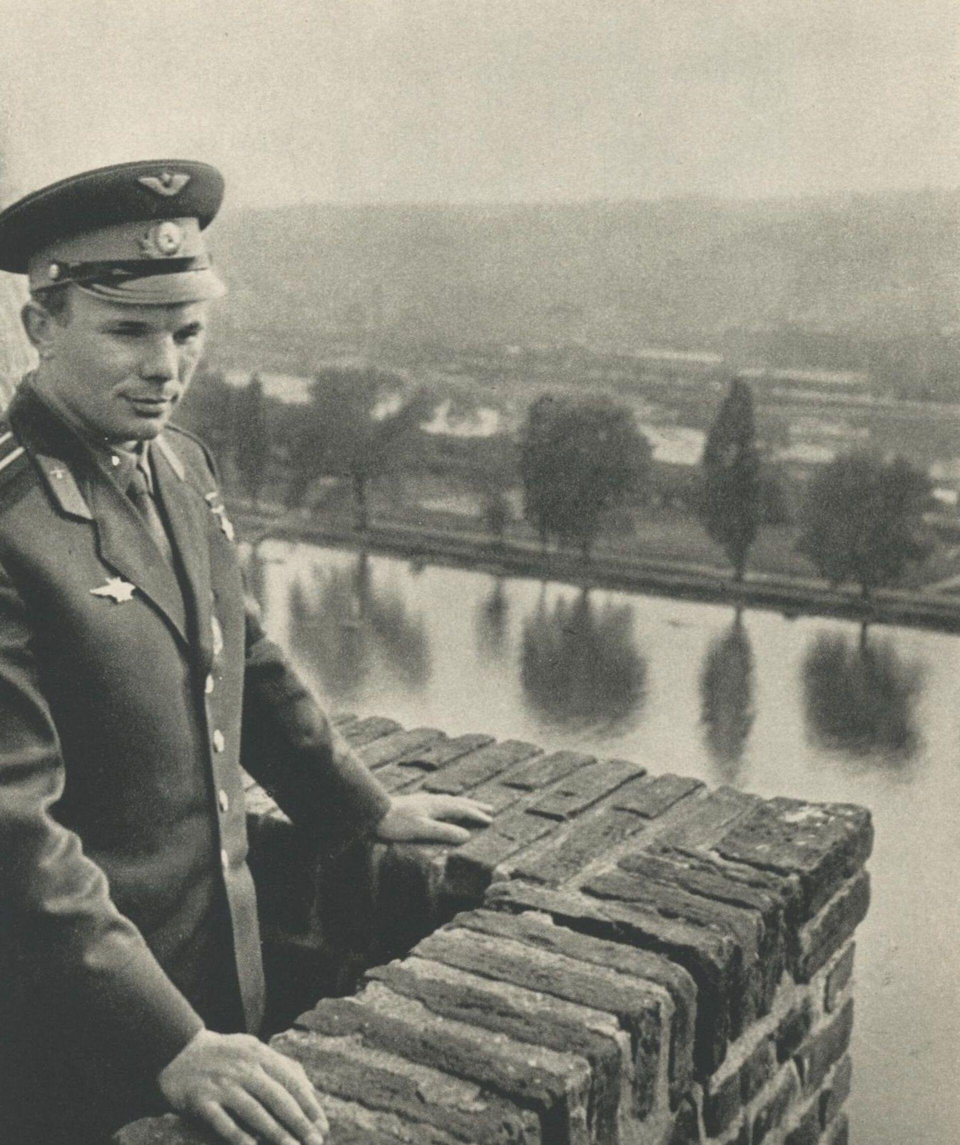 Jurij Gagarin v Československu - Sputnik Česká republika, 1920, 20.04.2021