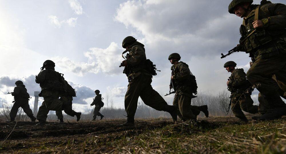 Cvičení Ruska a Běloruska (ilustrační foto)