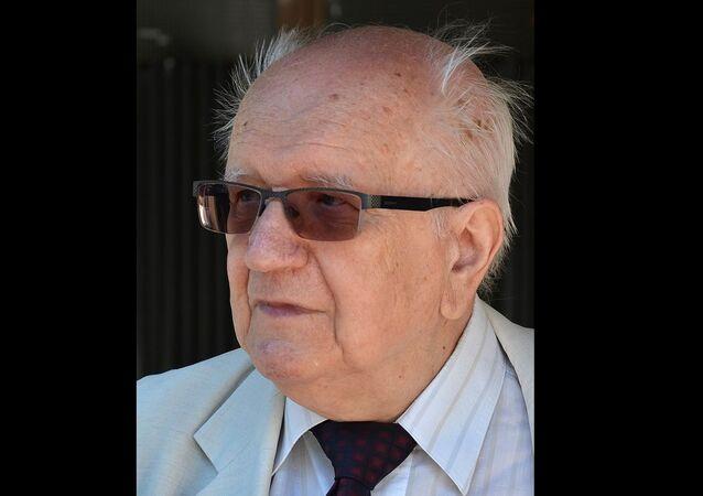 Český novinář a spisovatel Karel Pacner