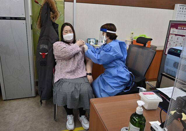 Očkování vakcínou AstraZeneca