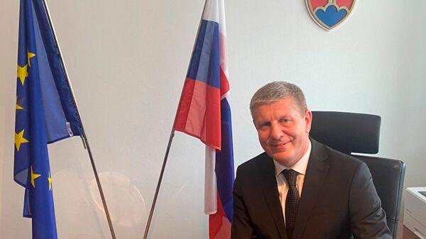 Vladimír Lengvarský - Sputnik Česká republika