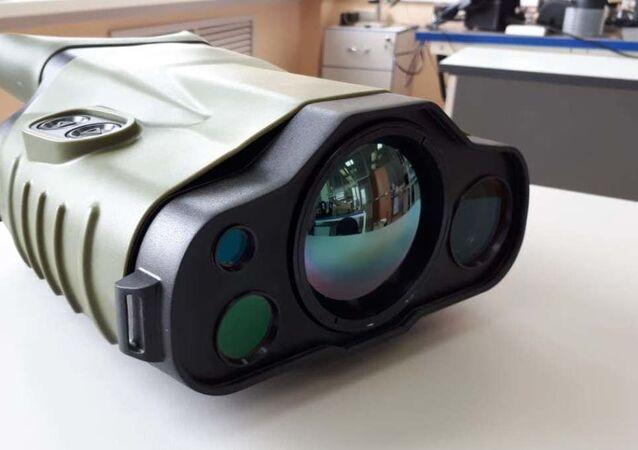 Optický přístroj Syč