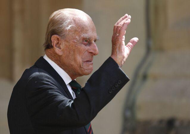 Jeho královská Výsost vévoda z Edinburghu. In memoriam...