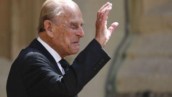 Jeho královská Výsost vévoda z Edinburghu. In memoriam... - Sputnik Česká republika