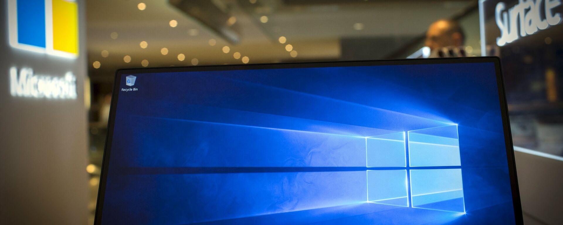 Microsoft Windows 10 - Sputnik Česká republika, 1920, 05.07.2021