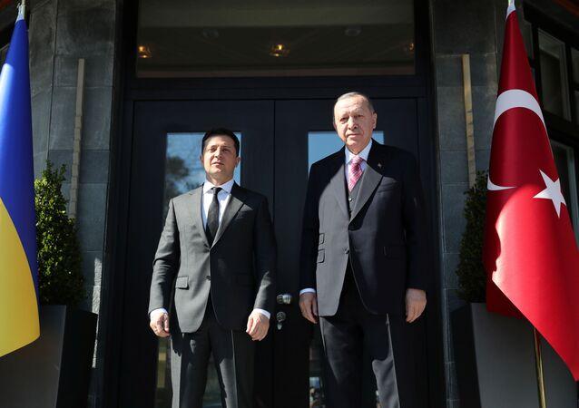 Zelenskyj a Erdogan