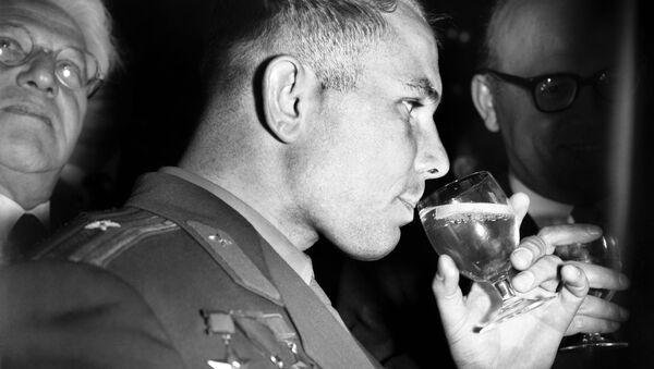 Kosmonaut Jurij Gagarin v Londýně - Sputnik Česká republika