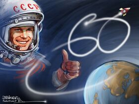 Blahopřejeme k Mezinárodnímu dni kosmonautiky