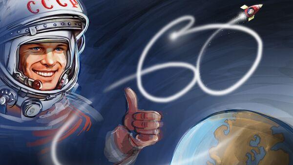Blahopřejeme k Mezinárodnímu dni kosmonautiky - Sputnik Česká republika