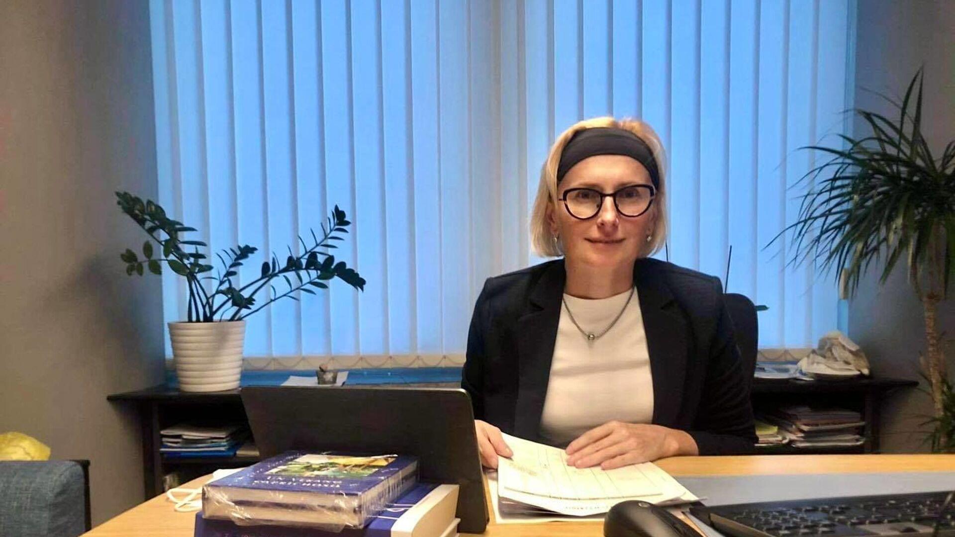 Депутат Европейского парламента Катержина Конечна - Sputnik Česká republika, 1920, 21.07.2021