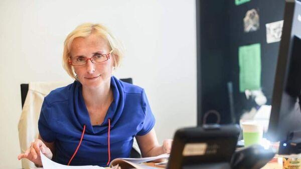 Europoslankyně Kateřina Konečná - Sputnik Česká republika