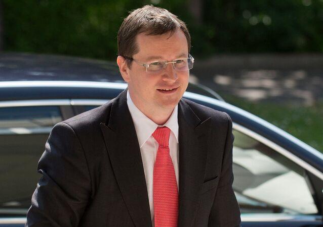 Bývalý slovenský ministr školství Juraj Draxler