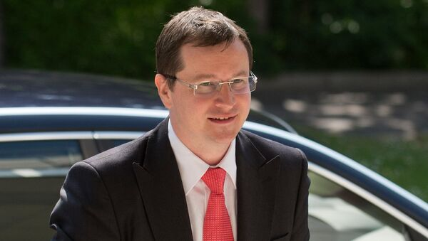 Bývalý slovenský ministr školství Juraj Draxler - Sputnik Česká republika