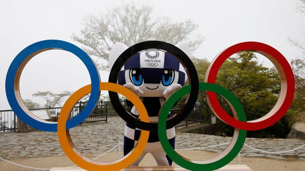 Талисман Олимпийских игр 2020 года в Токио Мирайтова - Sputnik Česká republika