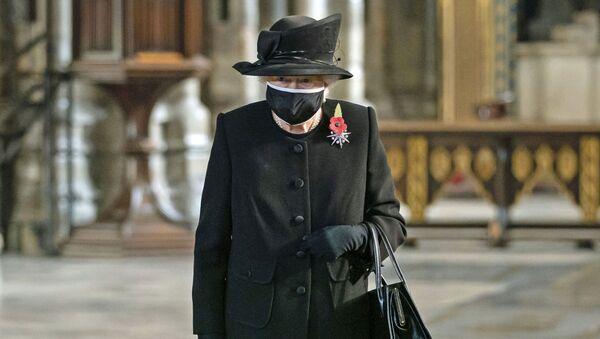 Britská královna Alžbeta II. - Sputnik Česká republika