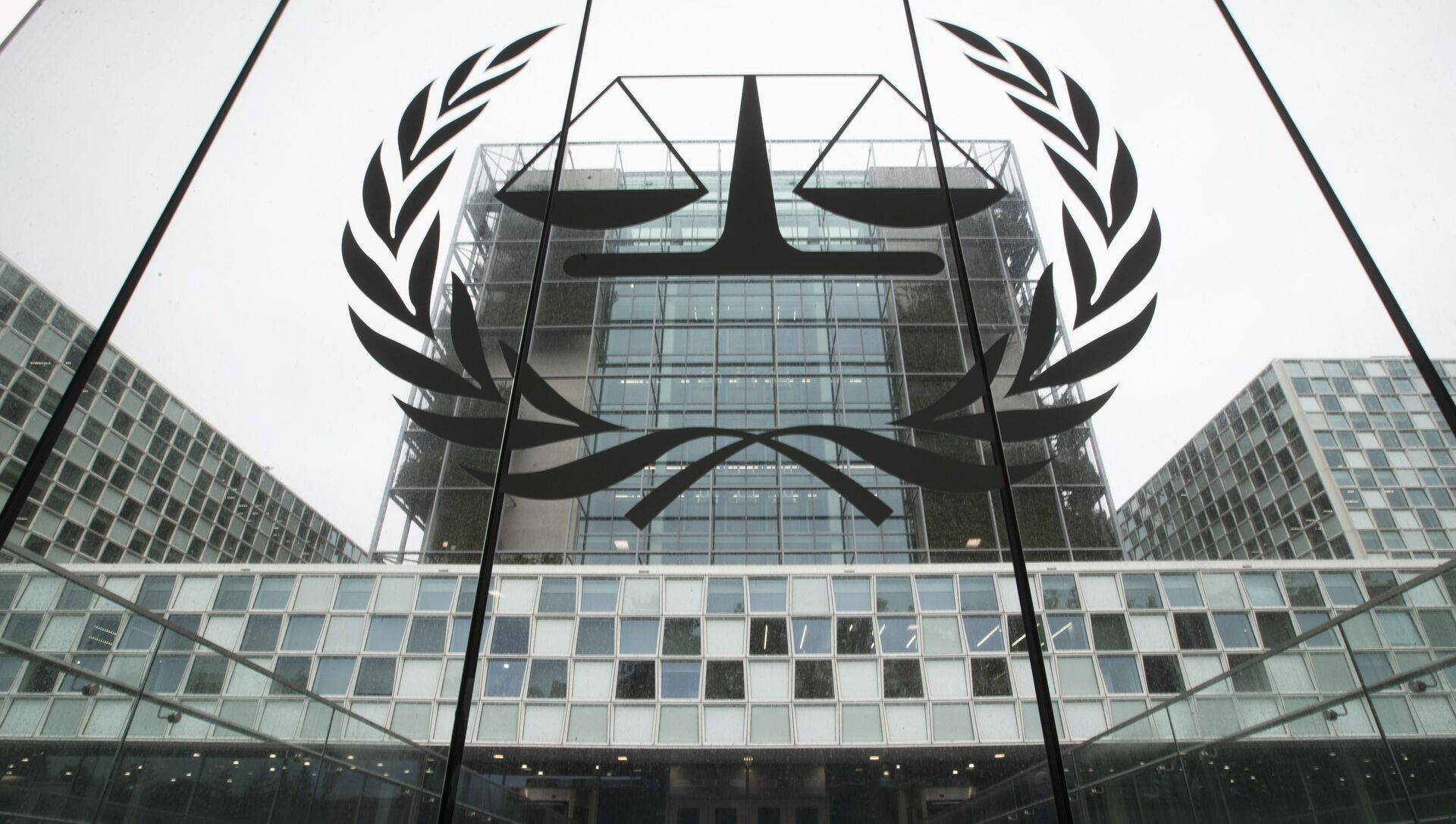 International Criminal Court - Sputnik Česká republika, 1920, 14.04.2021