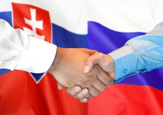 Slovensko a Rusko