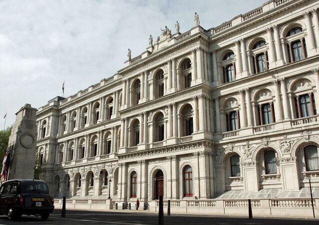 Britské ministerstvo zahraničních věcí a mezinárodního rozvoje