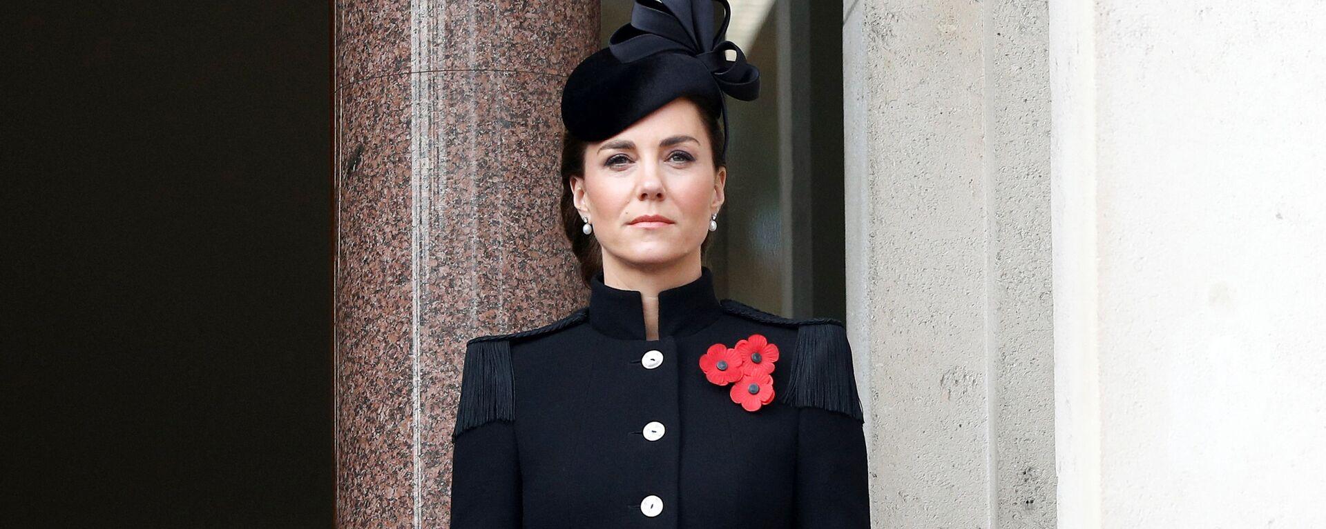 Vévodkyně z Cambridge Kate Middletonová - Sputnik Česká republika, 1920, 15.04.2021