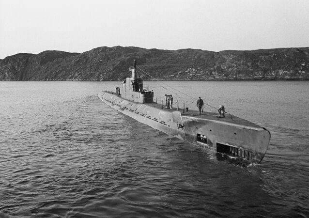 Sovětská ponorka K-21