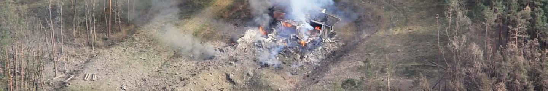 Následky výbuchu ve Vrběticích - Sputnik Česká republika